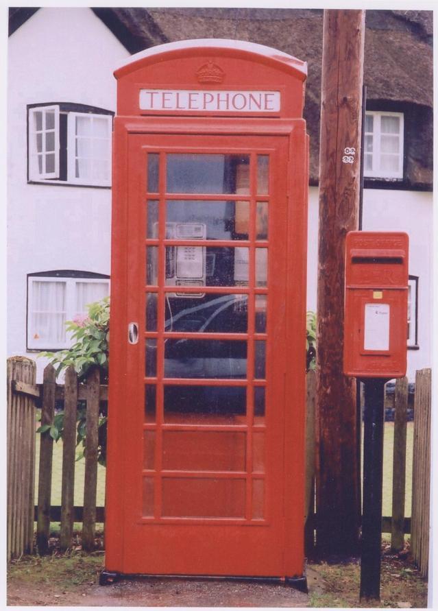 Телефон и почтовый ящик