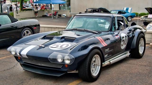 Зрелый автомобиль