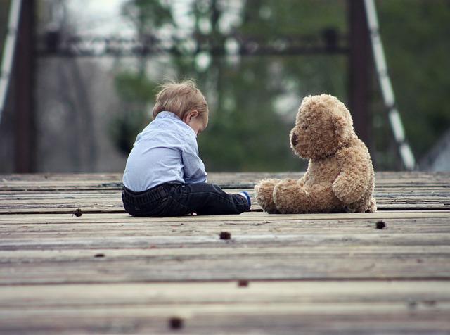 Одиночество ребенка