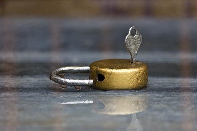 Ключ к замку
