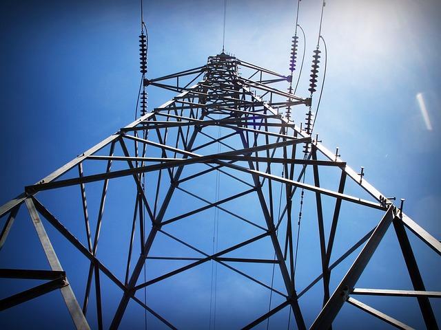 Электрическая вышка