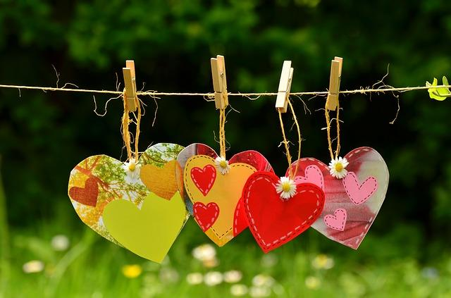 Подвешенные сердца