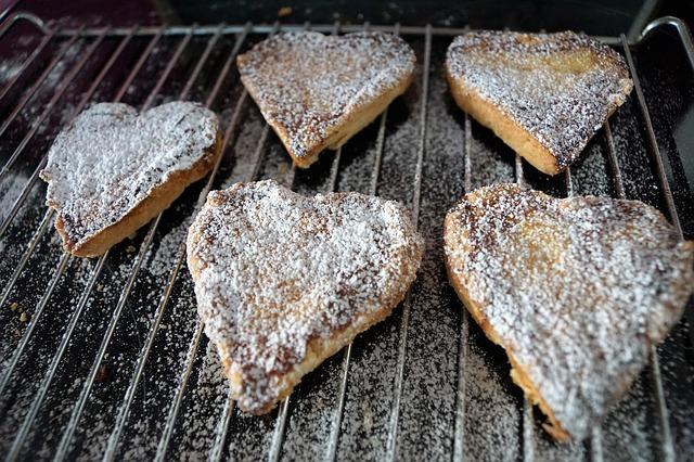 Пироги-сердечки