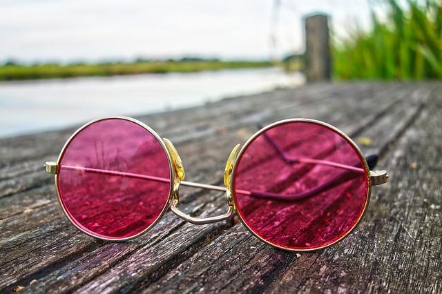 Розовые очки - сняты