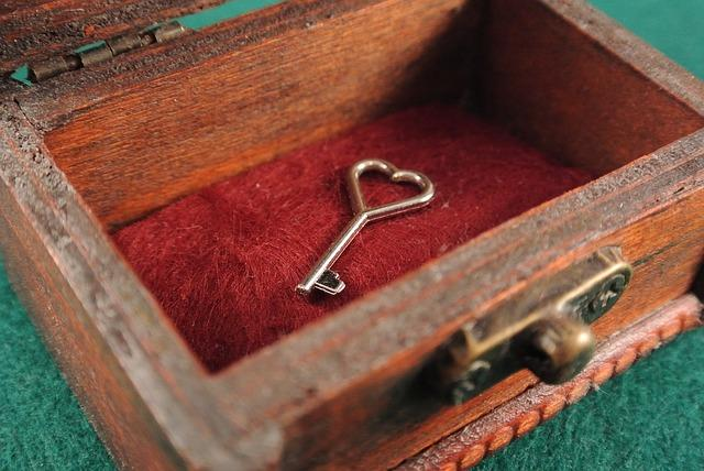 Ключ в сундуке