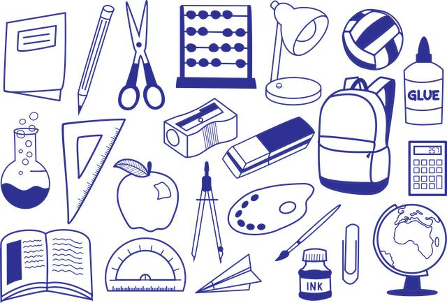 Школьные предметы