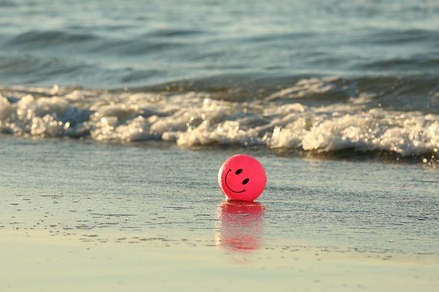 Улыбающийся шарик