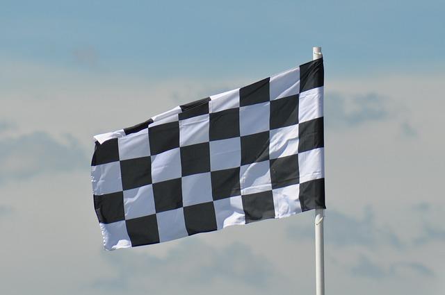 Флаг финиша